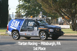 Tartan Racing-Pittsburg, PA 1st place